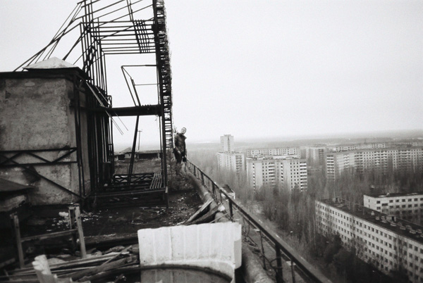here & now › ARCHITECTURAL HANGOVERS #01: PRIPYAT
