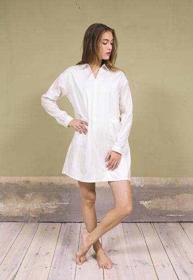 be5d80ab4b20b6 here & now › MONO.GRAMM S/S 2012: BOYFRIEND SHIRT DRESS